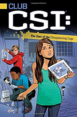 book cover of The Case of the Disappearing Dogs
