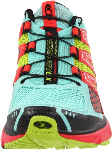 Salomon Scarpa Sportiva Xr Mission Celedon/Papaya/Pop Green