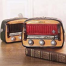 XL-CA- European retro decoration ornaments/home living room/bar on the radio , red radio