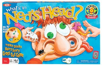 STEMtoys What's in Ned's Head? Game