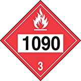 1090 (ACETONE) (W/ GRAPHIC) (50 Pack)