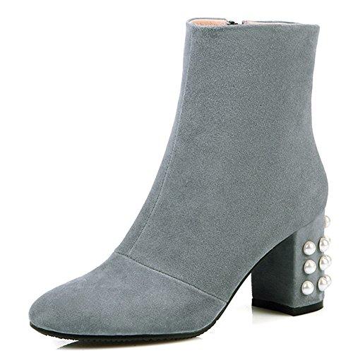 Nine SevenAnkle Boots - Botas mujer gris