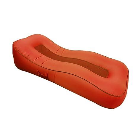 WYJHNL Sofa Hinchable TumbonaInflable Cama, Portátil Flotadores de ...