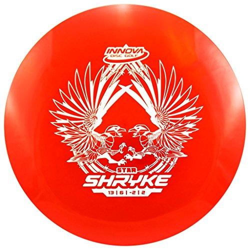 Innova Star Shryke Distance Driver Golf Disc [Colors may vary] - 165-169g