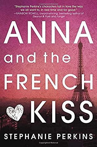 book cover of Anna and the French Kiss