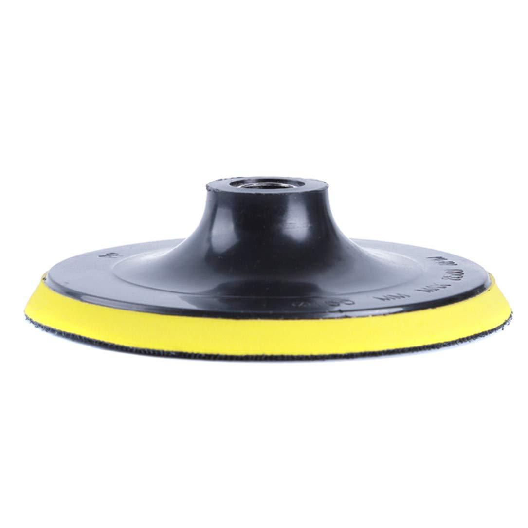 Lehao Polishing Kit,Buffing Pad, Wheel Polishing Cone Car Body Wheels Care, Buffing Pad for Car,80MM