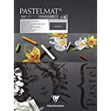 Clairefontaine Pastelmat Pad Anthracite 360g 30x40cm 12 sheets