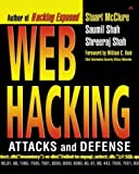 img - for Web Hacking: Attacks and Defense by Stuart McClure (2002-08-18) book / textbook / text book