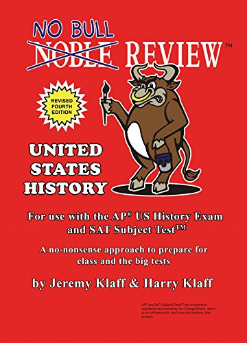 No Bull Review - 500 World History Practice Questions