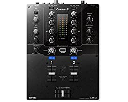 Pioneer DJ DJM-S3 2 Channel Mixer for Serato DJ by Pioneer Pro DJ