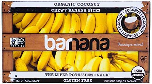 Barnana Organic Chewy Banana Coconut