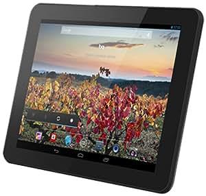 BQ Curie 2 - Tablet de 8 pulgadas (Wi-Fi, 3G, Bluetooth, Cortex A9 Dual Core, RAM de 1 GB, 16 GB, Android 4.1) negro