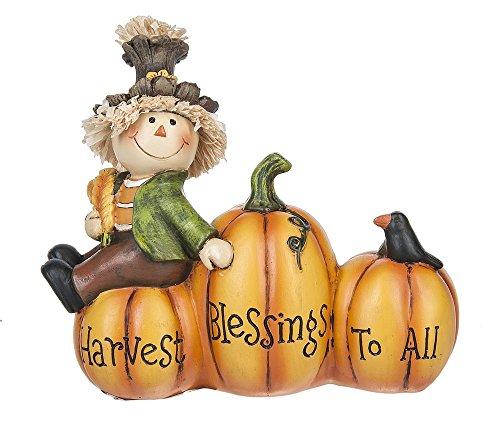 Harvest Blessings Pumpkin - 3