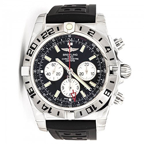 Breitling Chronomat swiss-automatic mens Watch AB0413B9/BD17 (Certified Pre-owned)