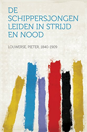 De schippersjongen (Dutch Edition)