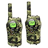 7 year old gifts - Kids Walkie Talkies, UOKOO Walkie Talkies for Kids 22 Channel FRS/GMRS Two Way Radio Up to 3KM UHF Handheld Walkie Talkies, Toys for 5-year old Boys, Gifts for 7-year Old Boys and Girls