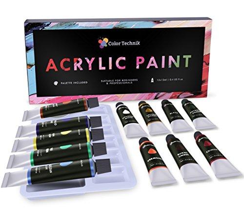 Best Acrylic Paint Brand Wet On Wet