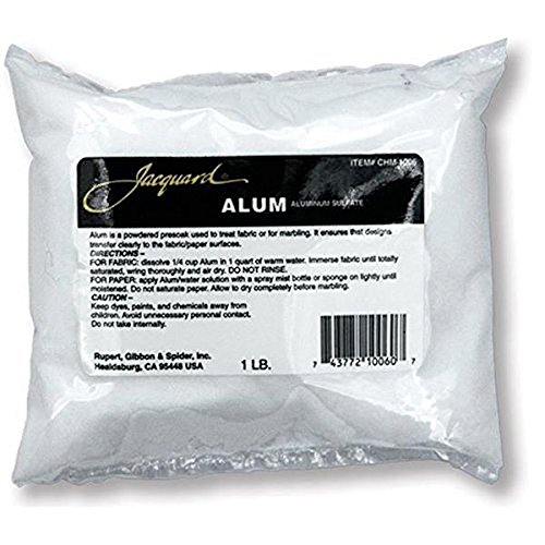 Jacquard Products Jacquard Alum, 1-Pound ()