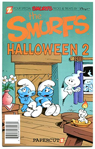 (SMURFS Halloween 2, NM, Ashcan, 2011, Papercutz, more Promos in)