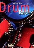 img - for Becker : Drum Basics (Book/CD Set) book / textbook / text book