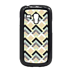 LJF phone case Case Fun Case Fun Mountains by Finch Five Snap-on Hard Back Case Cover for Samsung GalaxyS3 Mini (I8190)