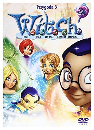 DVD : W.I.T.C.H. 3 [DVD] (English audio. English subtitles)