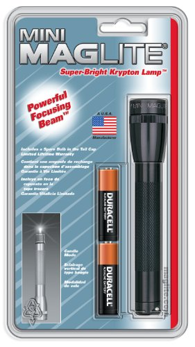 Maglite Mini 2-Cell AA Flashlight