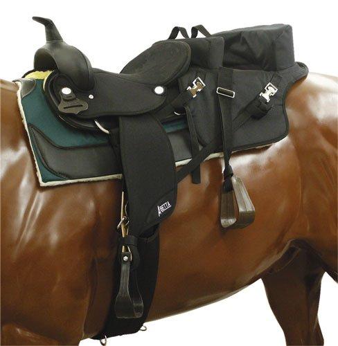 Buddy Seat by Abetta (Black) - Saddle Nylon Abetta