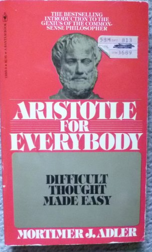 Aristotle For Everybody Pdf
