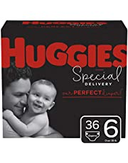 Newborn Diapers - Huggies Special Delivery Hypoallergenic Disposable Baby Diapers, 66ct, Giga Pack