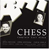 Music : Chess - Original Denmark Tour Cast 2001 (sung in English)