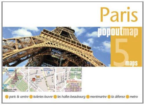 Paris PopOut Map (PopOut Maps) pdf