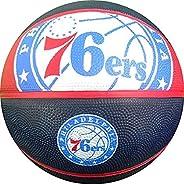 Spalding Philadelphia 76Ers Courtside Basketball (71-073)