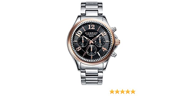 Amazon.com: RELOJ VICEROY 47891-95 PENELOPE CRUZ HOMBRE MULTIFUNCION: Viceroy: Watches