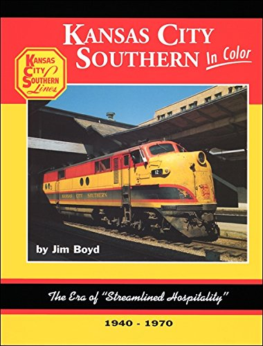 Kansas City Southern In Color