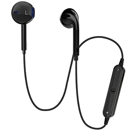 Bluetooth Headphones, Wireless Headphones Bluetooth V4.1 Earbuds w/Mic Stereo Earphones Noise
