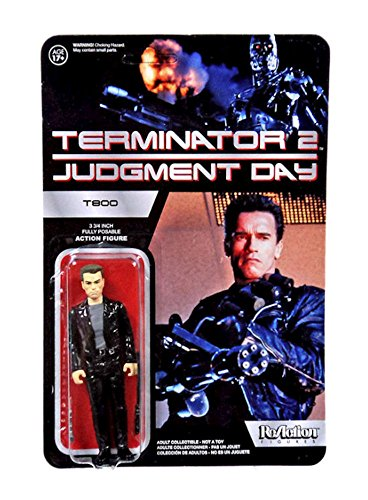 Funko ReAction: Terminator 2 - Terminator Action Figure