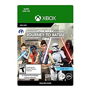 The Sims 4 Star Wars Journey to Batuu - Xbox Series X [Digital Code]