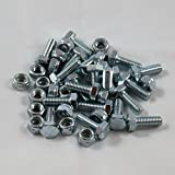 Lawn & Patio - 20 Sets - Auger Shear Pins Bolts & Nuts Honda HS1132 HS624 HS828 HS928 HS724 ,product_by: partsforless1350 it#20221963857459