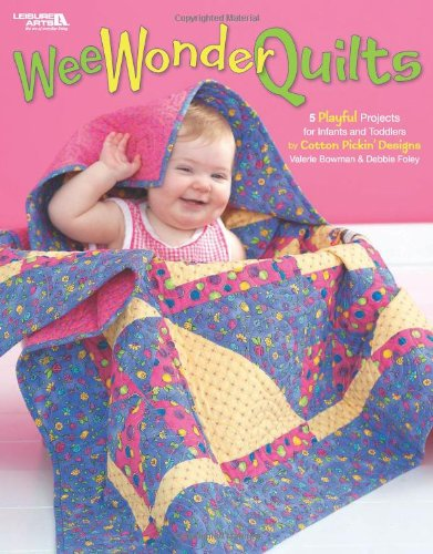 Read Online Wee Wonder Quilts  (Leisure Arts #3898) PDF