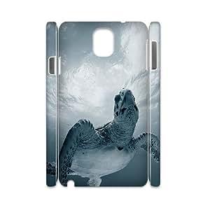 Sea Turtle Custom 3D Cover Case for Samsung Galaxy Note 3 N9000,diy phone case ygtg565537