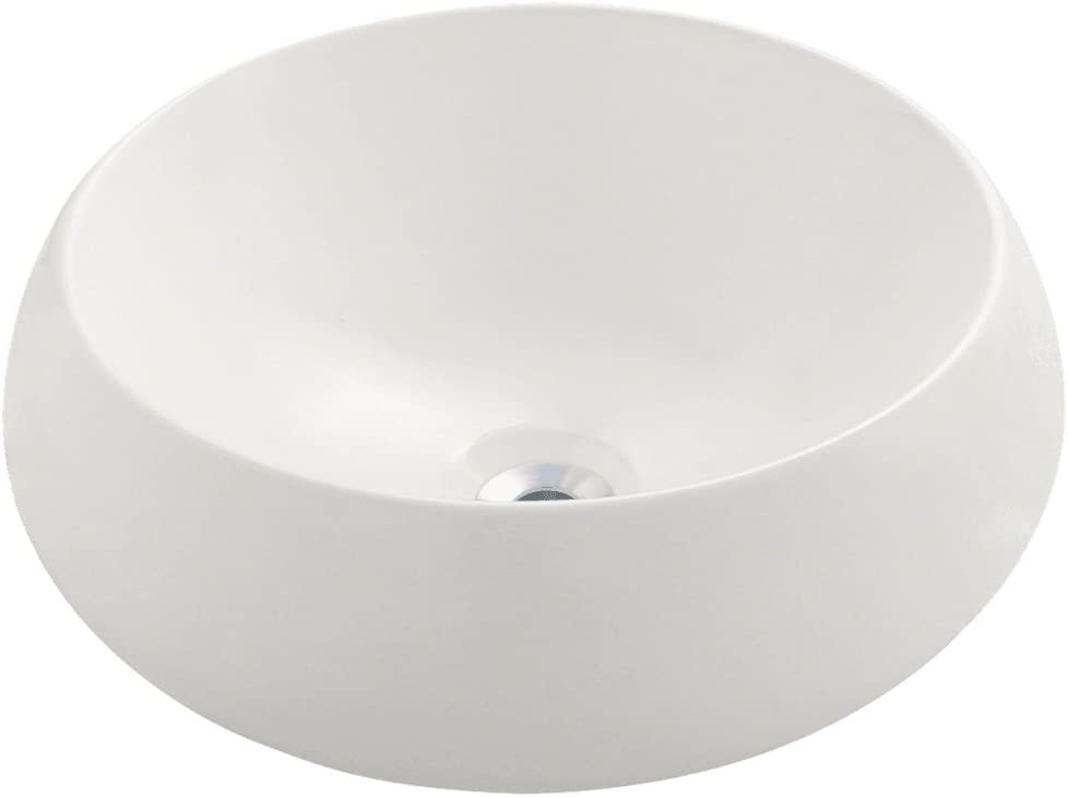V280B Porcelain Vessel Sink