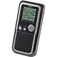 RCA RP5130 512MB USB 140 Hour MP3 Recording Digital Voice Recorder