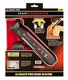 MANGROOMER Ultimate Pro Back Shaver with 2 Shock