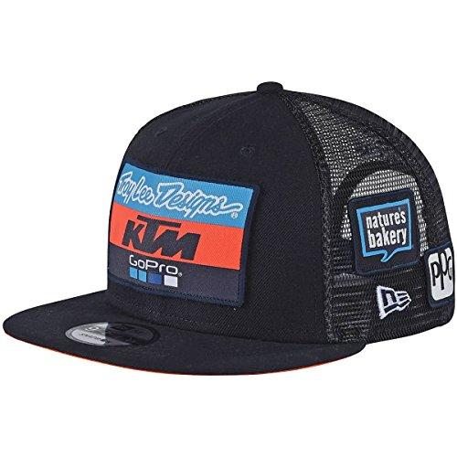 Troy Lee Designs 2018 Youth KTM Team Snapback Hat-Navy