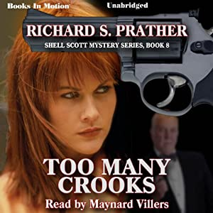 Too Many Crooks Audiobook