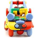 Mic O Mic - 89013 - Jeu de construction - Camion Dépanneuse - 5.9 cm