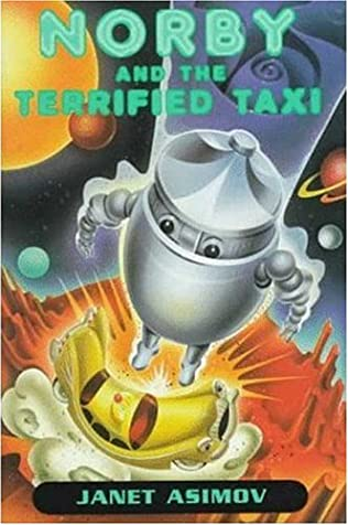 book cover of Norby and the Terrified Taxi