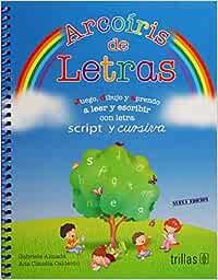 ARCOIRIS DE LETRAS (NVA. EDICION): Amazon.es: GABRIELA Y