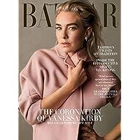 1-Year (9 Issues) of Harper's Bazaar Magazine Subscription